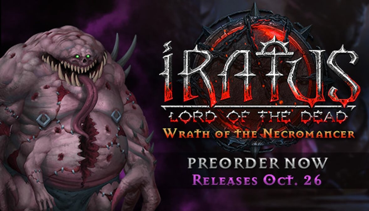 Wrath of the Necromancer coming soon for Iratus