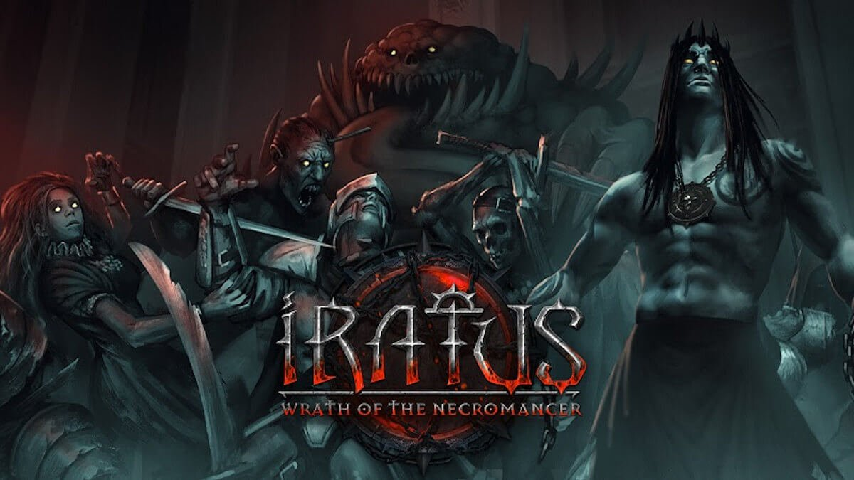 wrath of the necromancer dlc challenges release now for iratus: lord of the dead in linux gaming mac windows pc