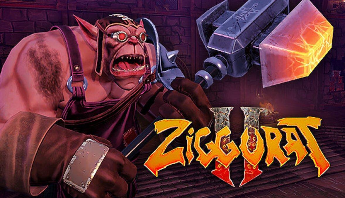Ziggurat 2 roguelike FPS dungeon crawler releases