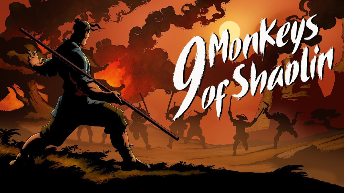 9 Monkeys of Shaolin gets an accolades trailer