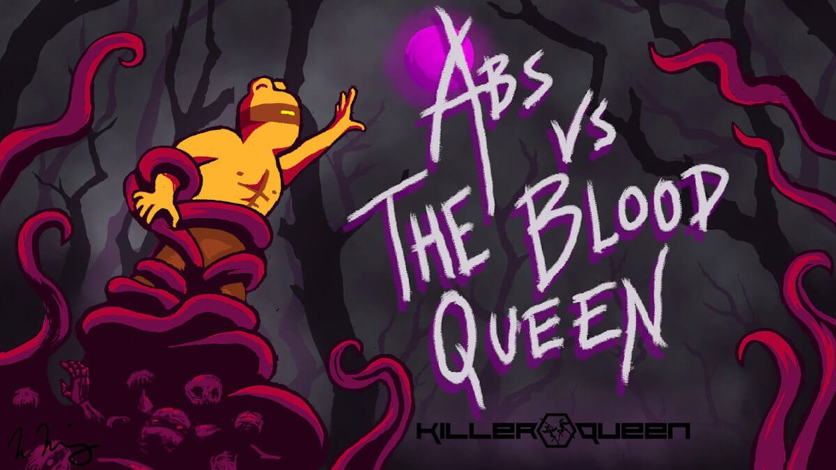 abs vs the blood queen 2d action platformer due to get support for linux mac windows pc