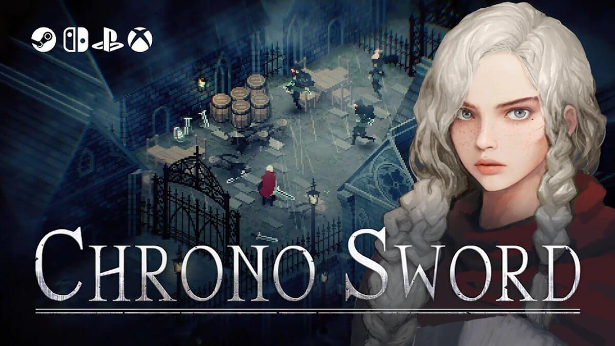 Chrono Sword souls-like action seeks funding