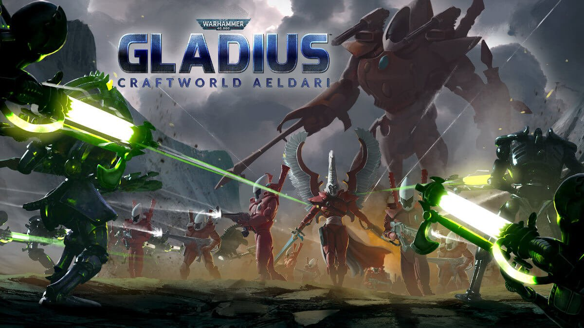 craftworld aeldari dlc coming soon for wWarhammer 40000: gladius in linux gaming and windows pc