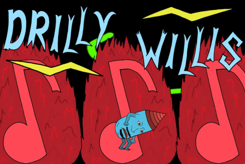 drilly willis guitar jam metroidvania release date due to arrive in linux gaming mac windows pc