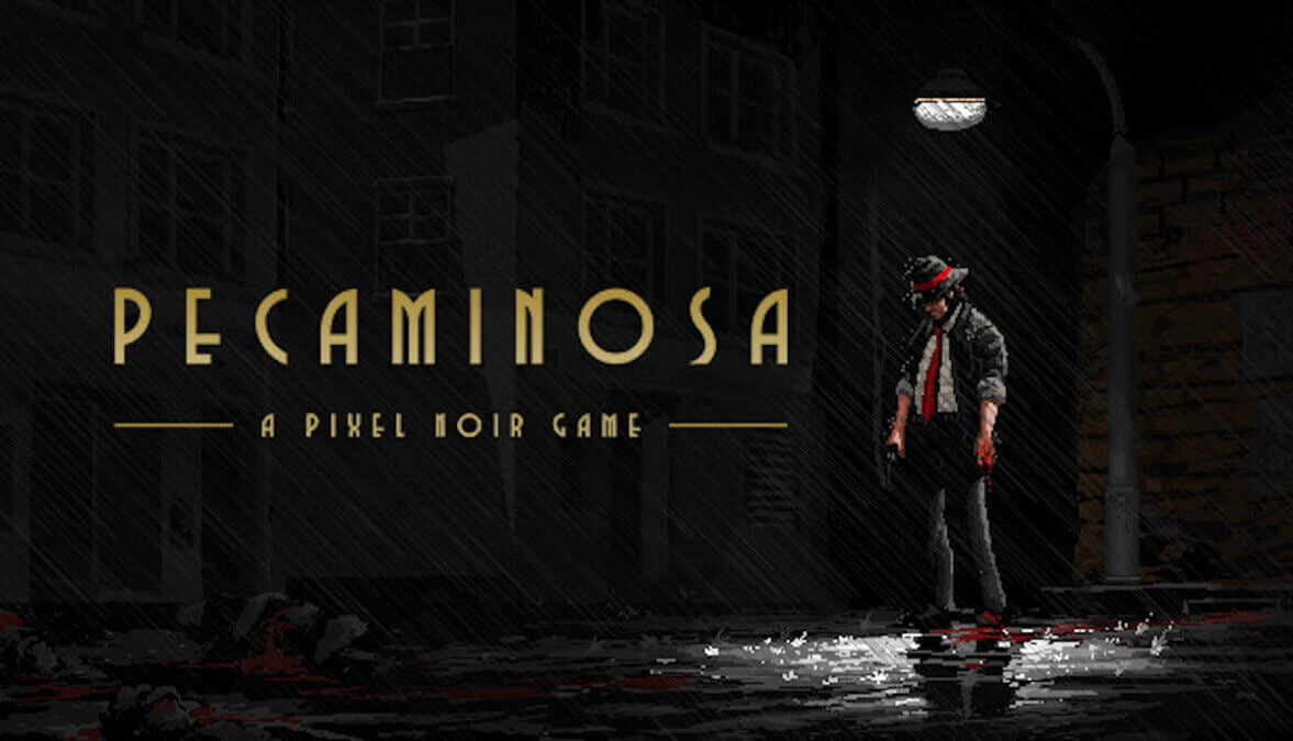 Pecaminosa police action RPG open for Wishlisting
