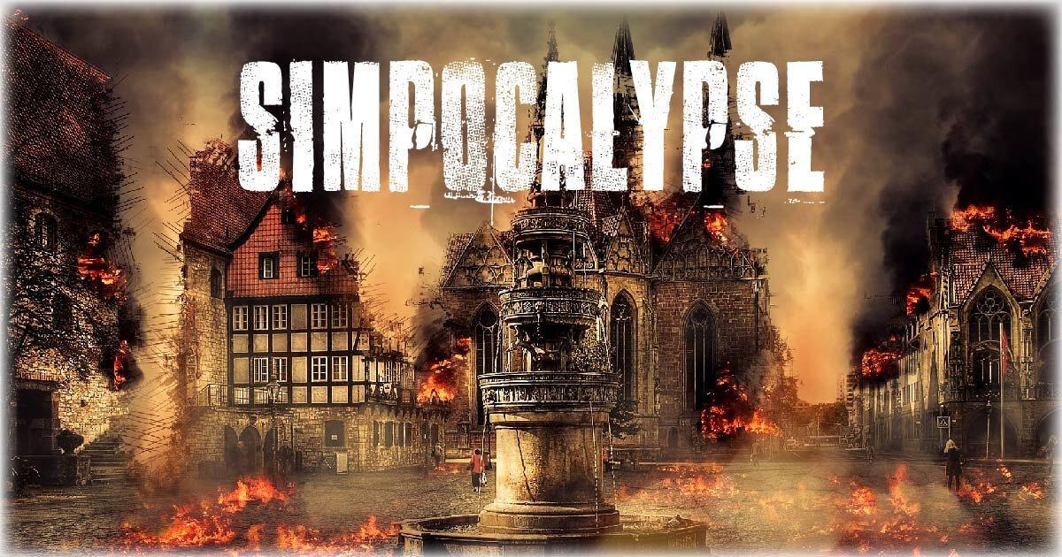 Simpocalypse civilization simulator coming soon