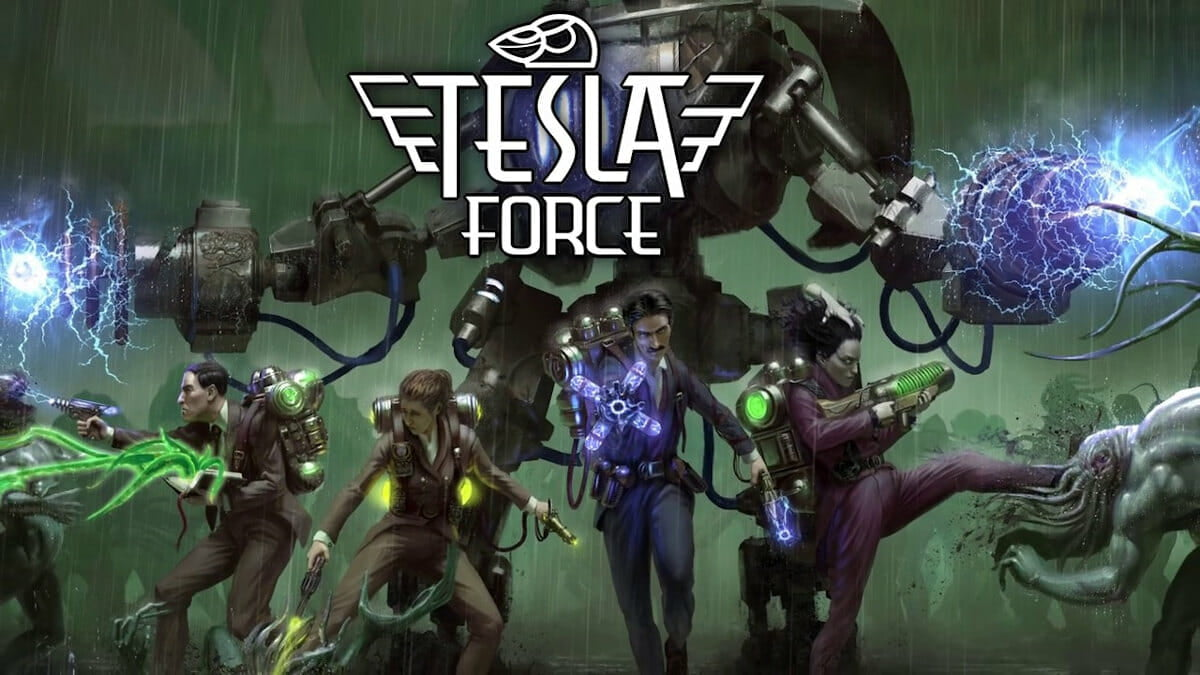 Tesla Force top-down shooter support still coming