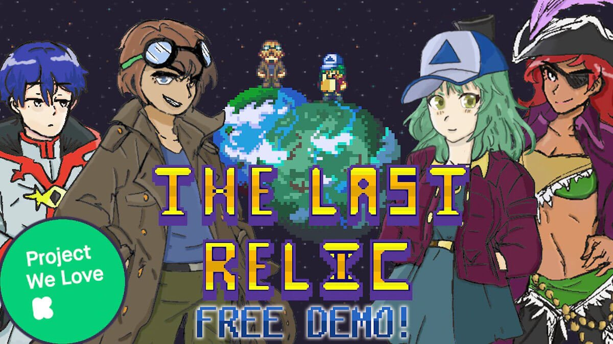 the last relic is a charming turn based jrpg on kickstarter for linux mac windows pc and demo