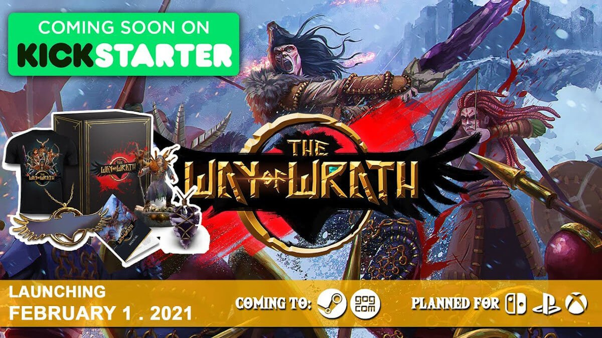 The Way of Wrath RPG campaign announcement