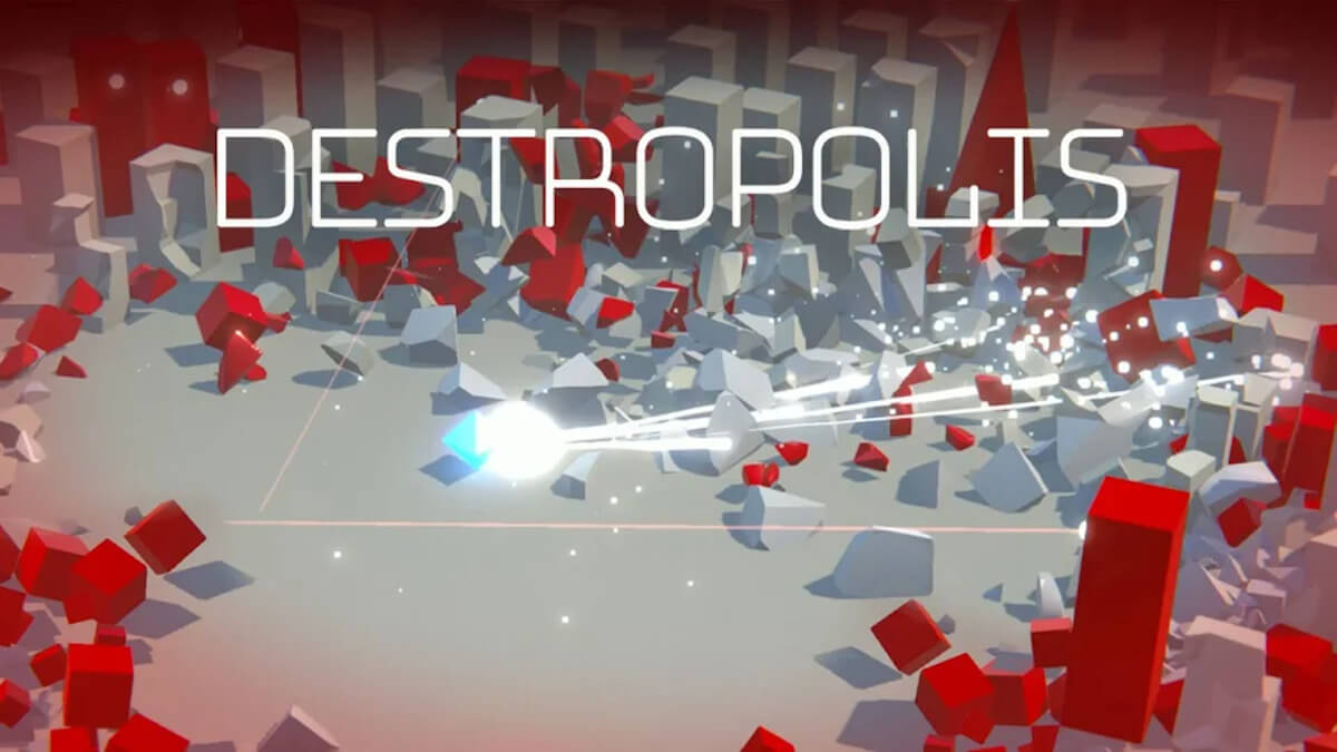 destropolis top down shooter support status for linux gaming with windows pc