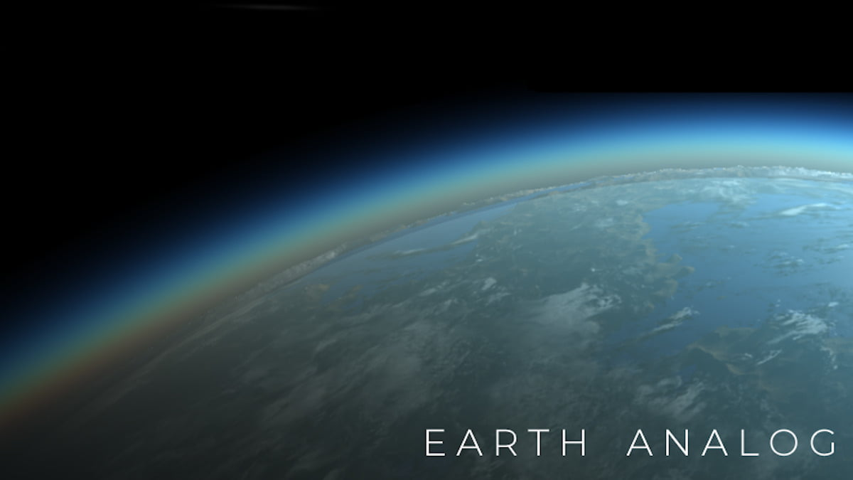 earth analog space exploration has a release date for windows pc then linux