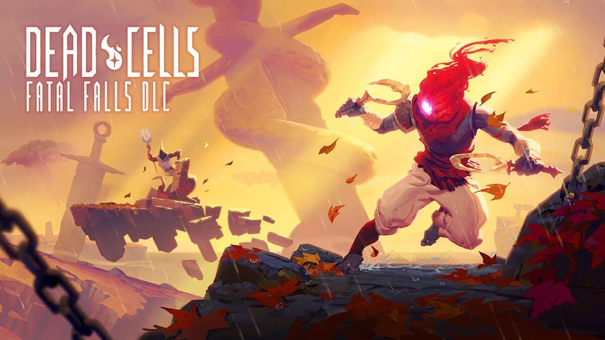 fatal falls dlc coming to dead cells in 2021 into linux gaming mac and windows pc