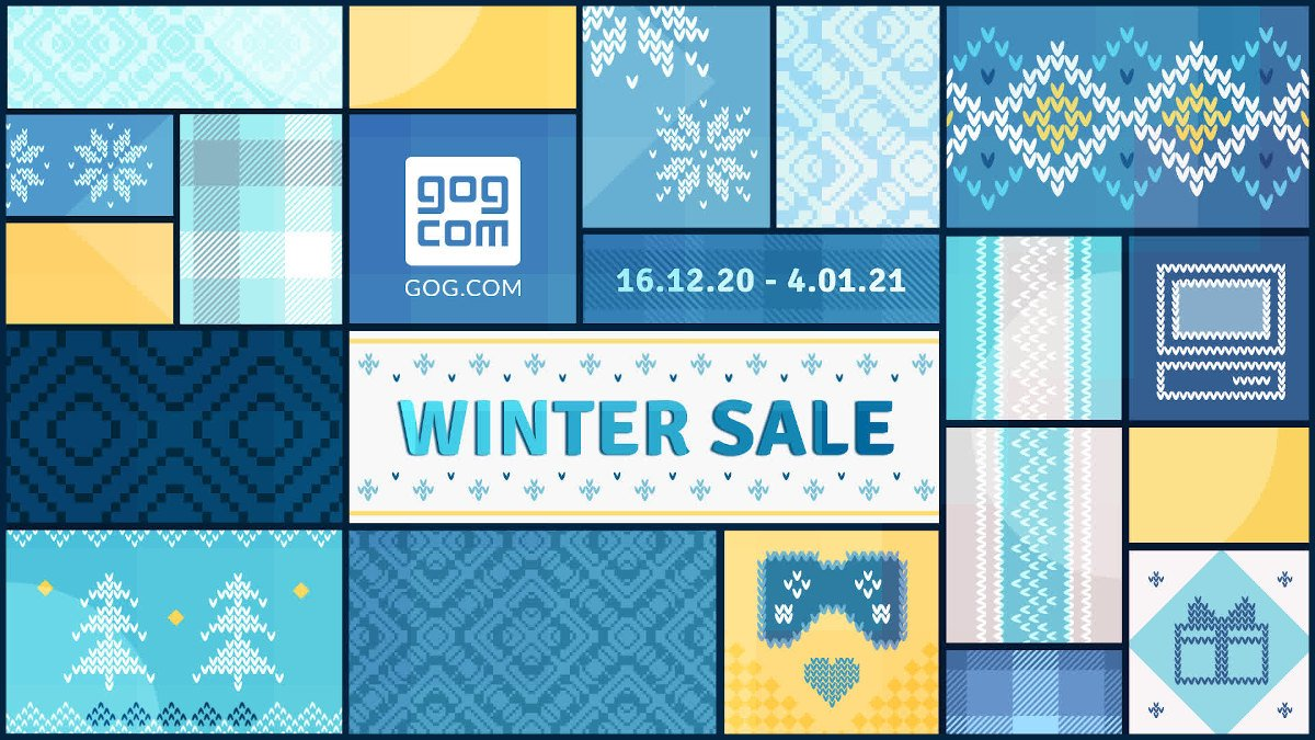 GOG.COM Winter Sale now in its final days