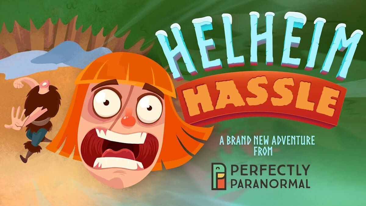 Helheim Hassle narrative adventure rocks GDWC