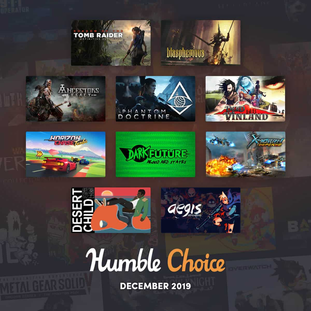 humble choice takes over for monthly games list on linux mac windows pc