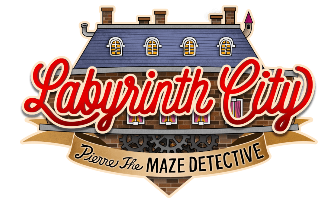 labyrinth city: pierre the maze detective puzzle adventure gets a free demo for windows pc and linux