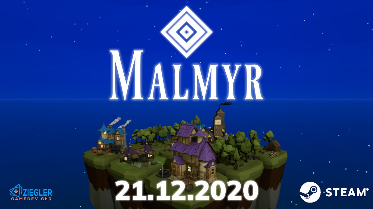 Malmyr story driven building game releases