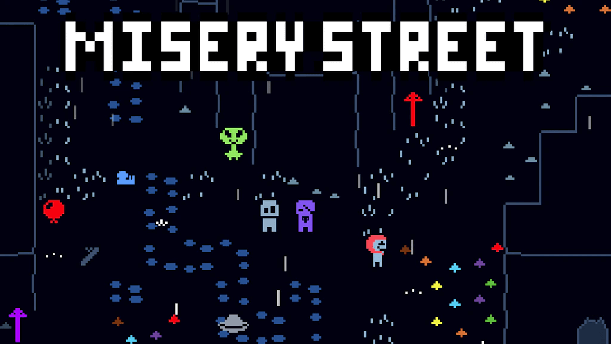 Misery Street charming retro RPG hits Kickstarter