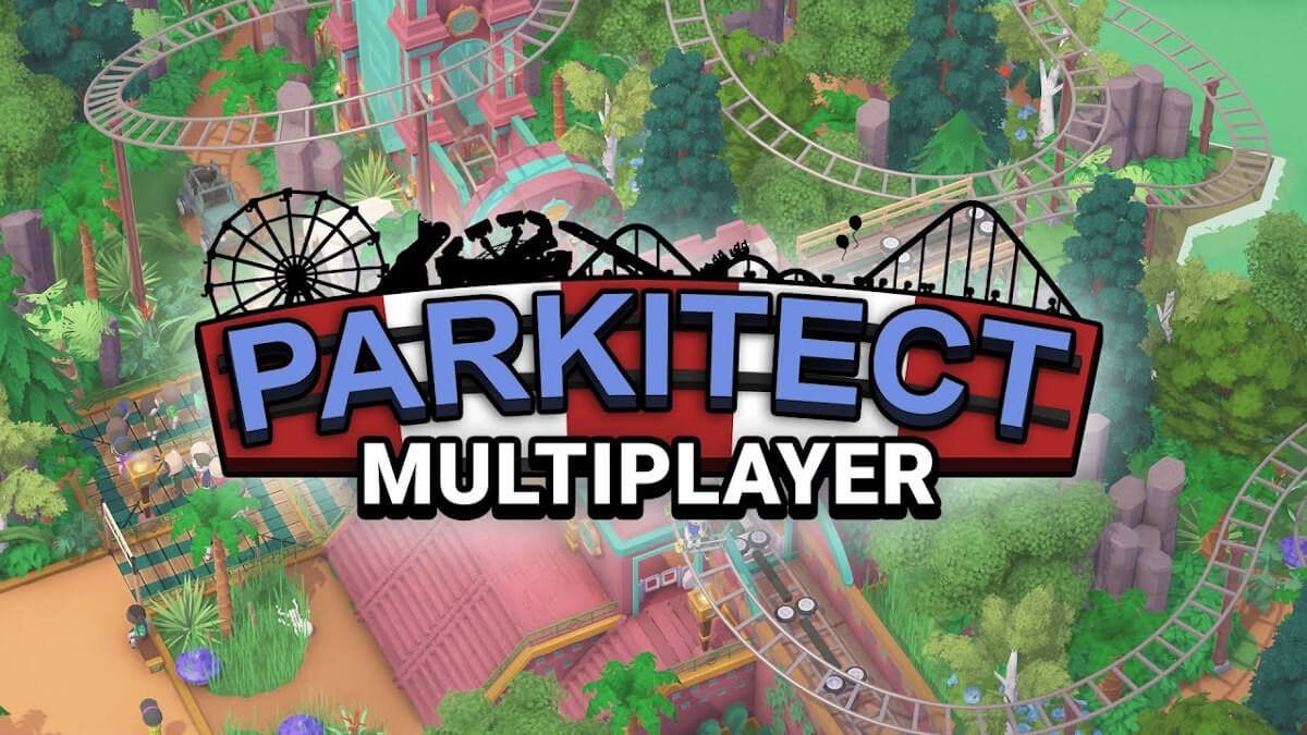 parkitect adds multiplayer for up to 8 people in linux gaming mac and windows pc