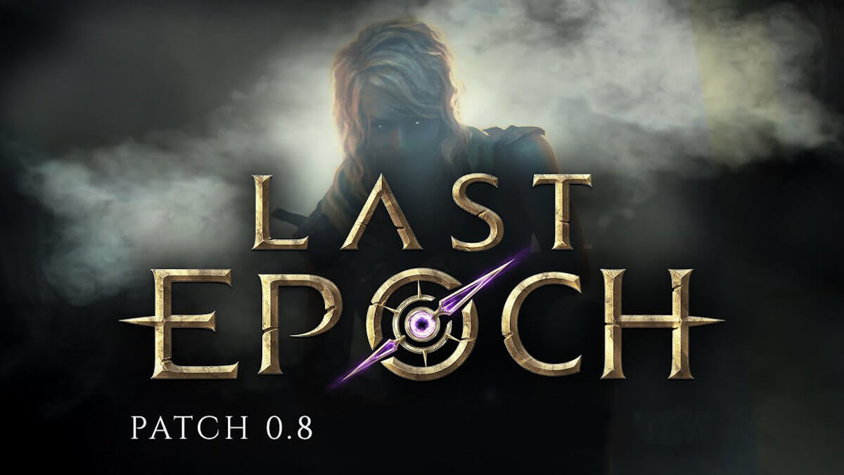 Rogue class update Patch 0.8 out for Last Epoch