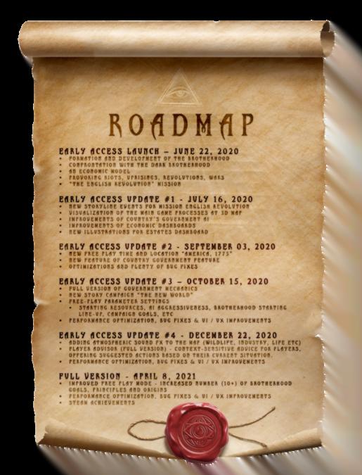 secret government grand strategy roadmap linux mac windows pc