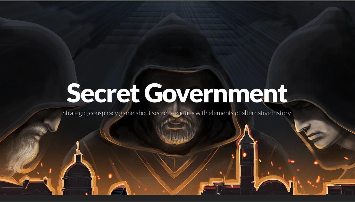 Secret Government gets Fourth Major Update