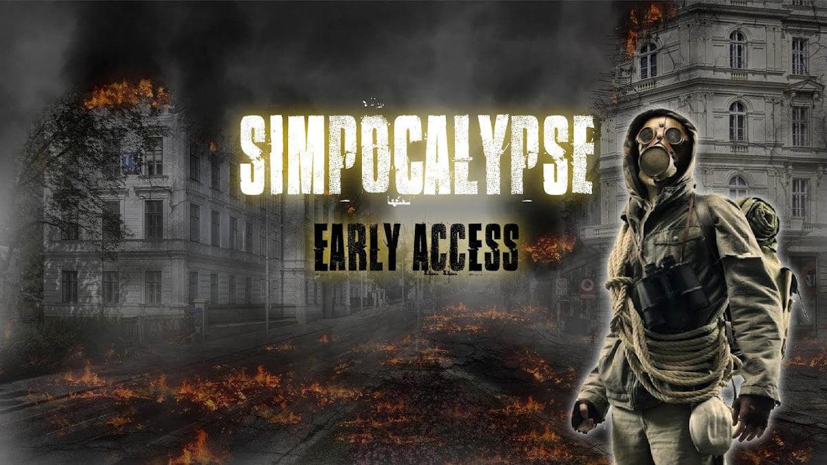 Simpocalypse new civilization simulator epic release