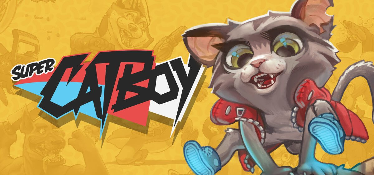 super catboy takes you back to the 16-bit platformer era on linux mac windows pc