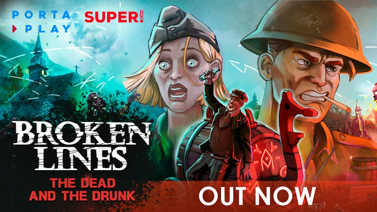 The Dead and The Drunk releases for Broken Lines