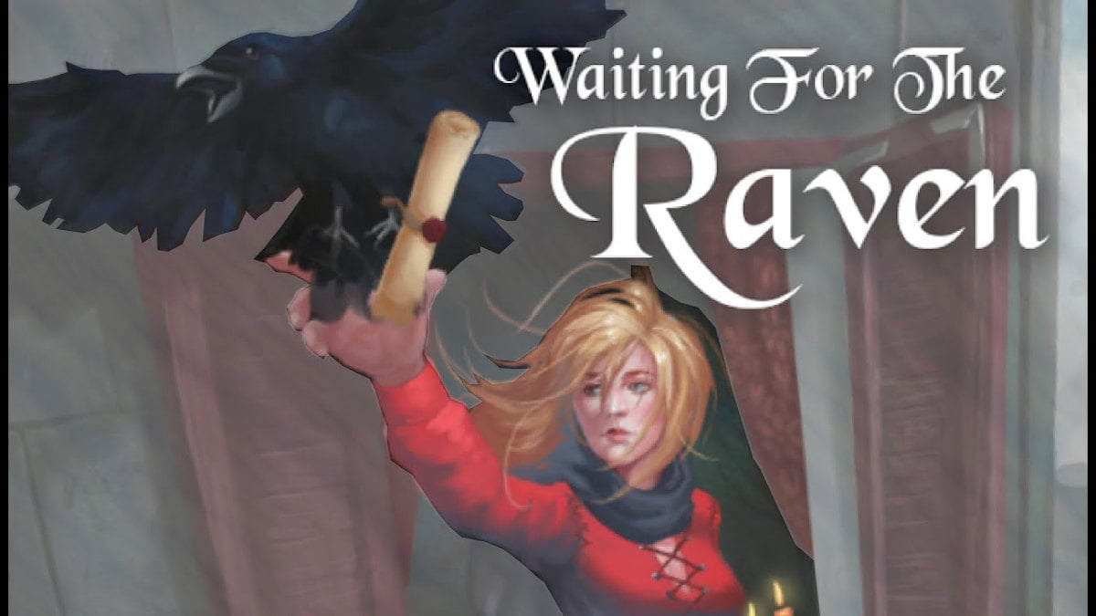 Waiting For The Raven grand strategy spy sim is out