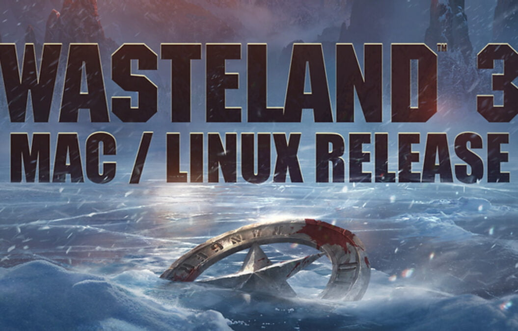 Wasteland 3 squad based RPG out now on Linux