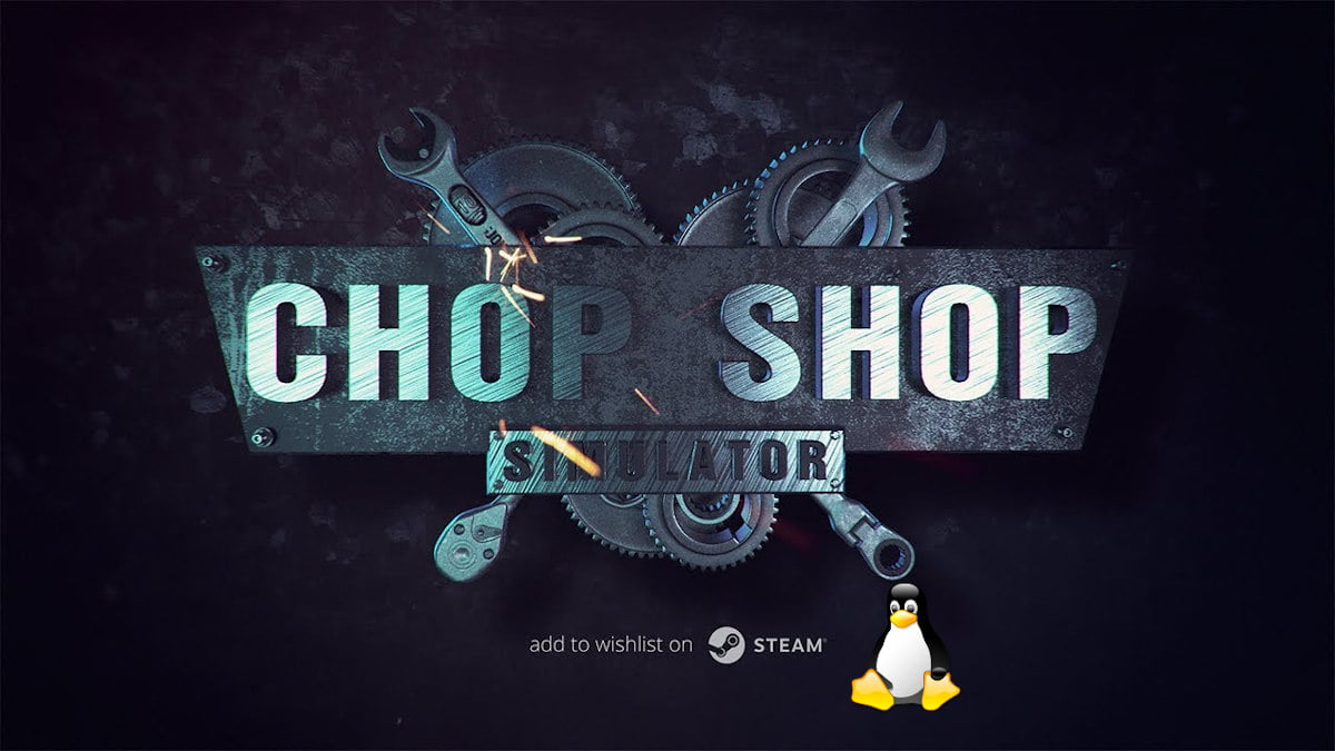 Chop Shop Simulator announced and teases support