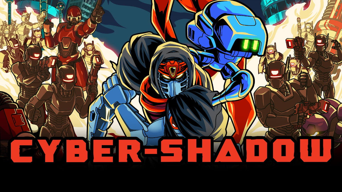 Cyber Shadow the epic cyber ninja game releases