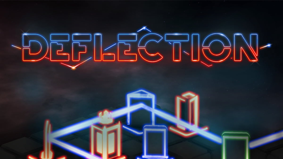 Deflection strategy board game announced