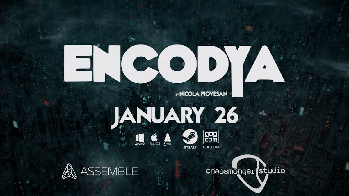 ENCODYA adventure releases with a discount