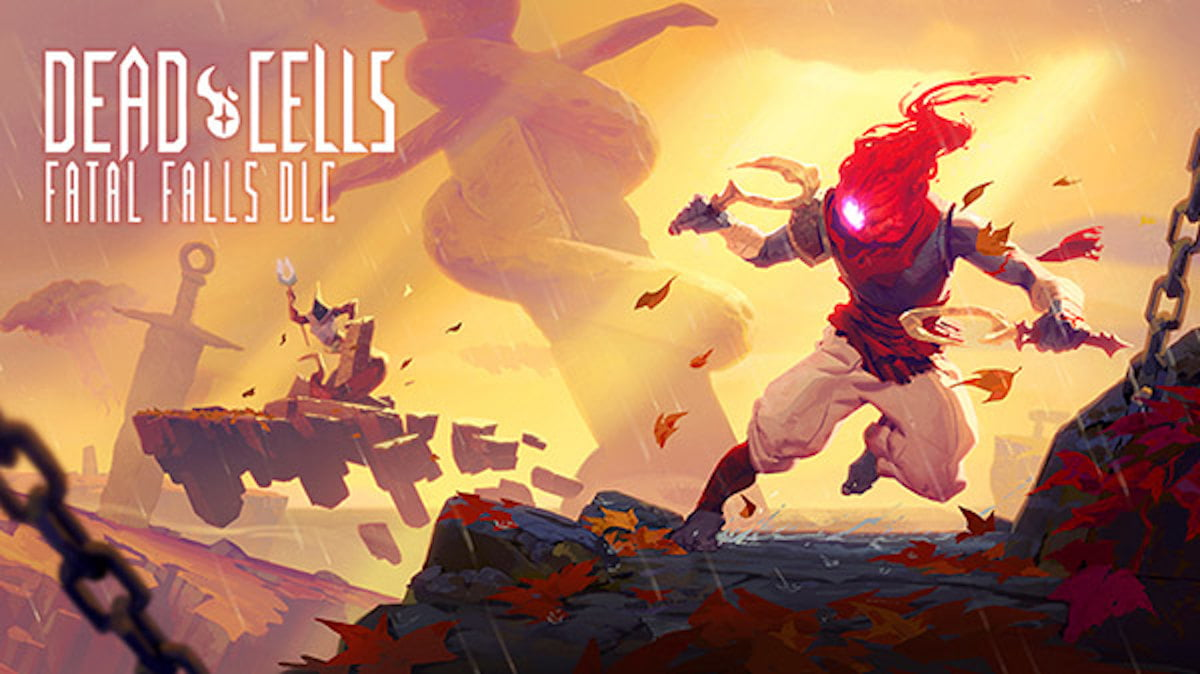 Fatal Falls DLC for Dead Cells gets a release date
