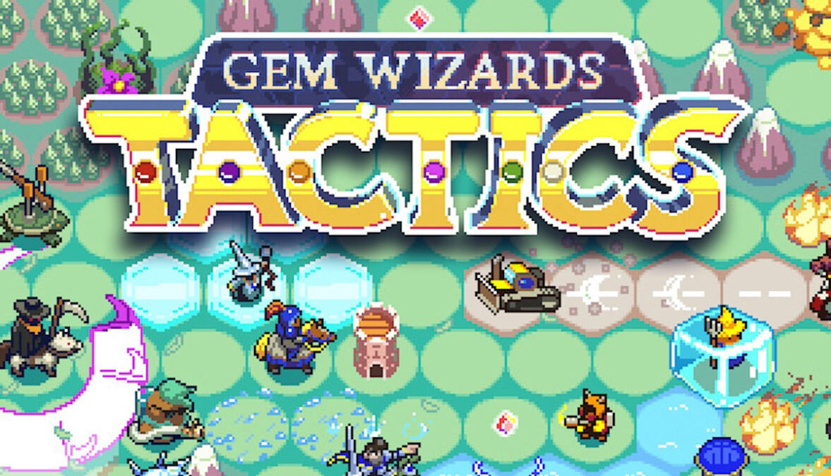 gem wizards tactics squad strategy to get support for the game on linux with windows pc