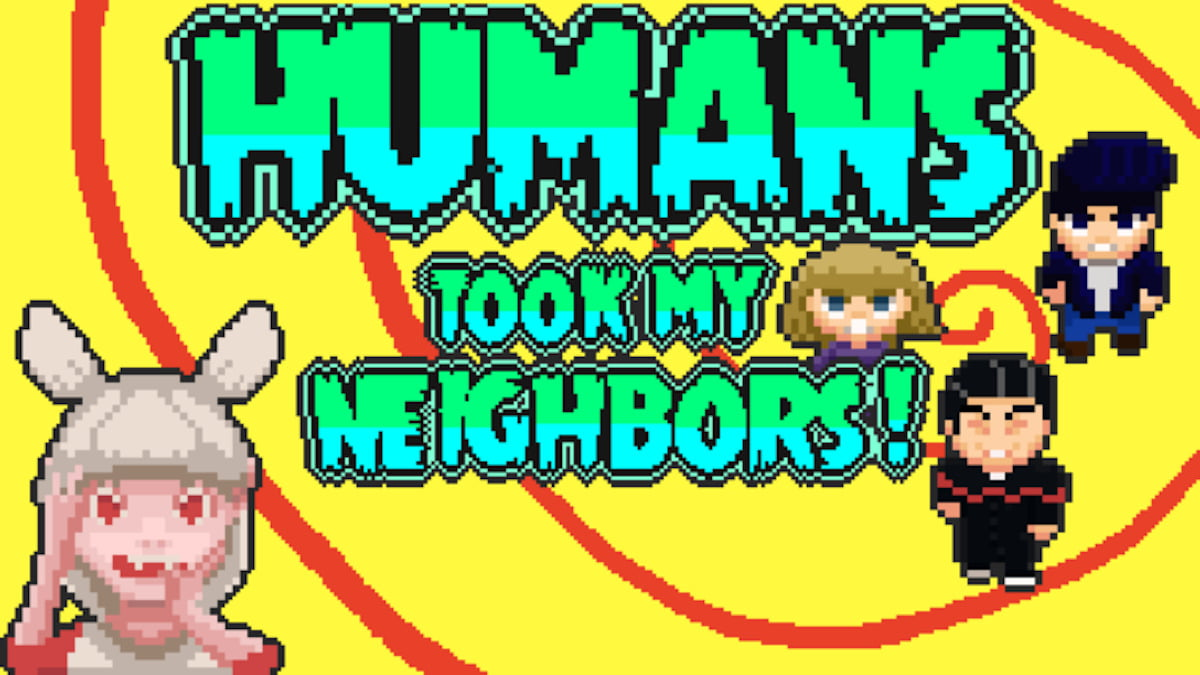humans took my neighbors! horror seeks funding via kickstarter for linux gaming mac windows pc