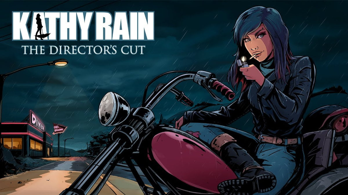 kathy rain: director's cut classic adventure is due to return in linux gaming mac windows pc