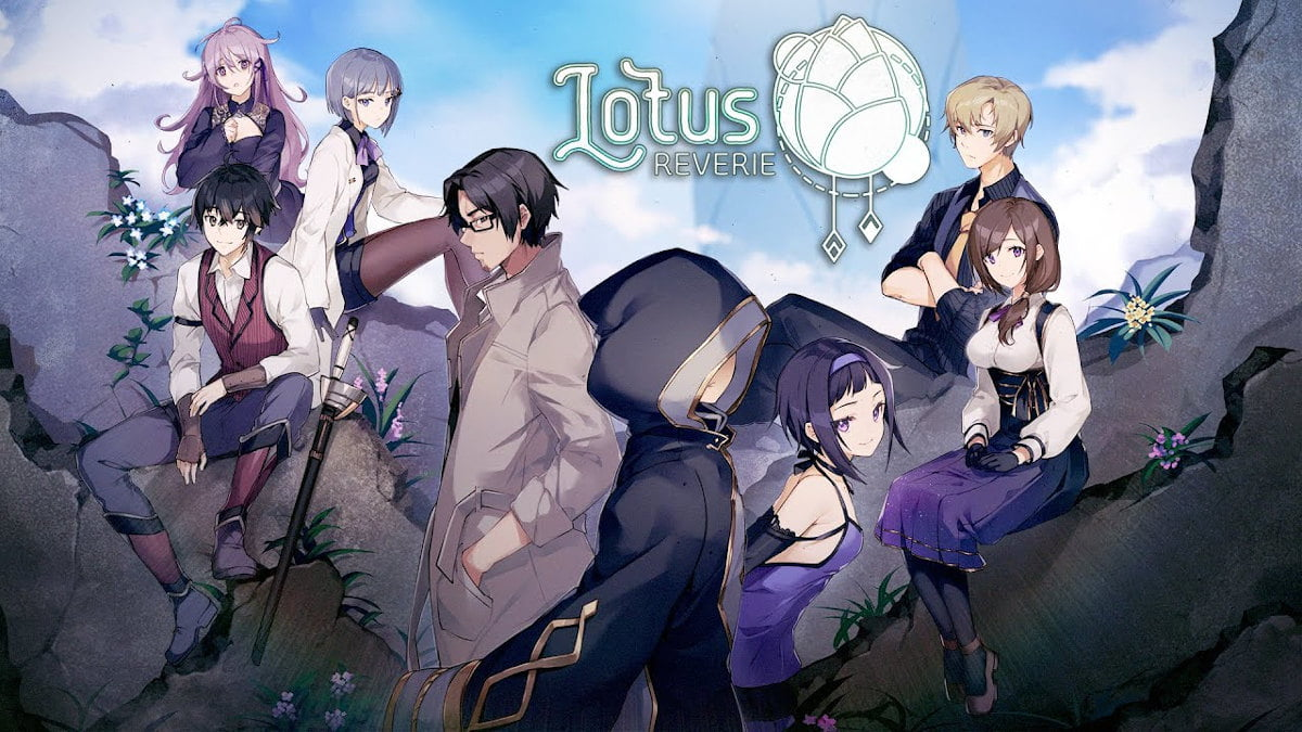 lotus reverie: first nexus a new epic visual novel game on linux mac and windows pc