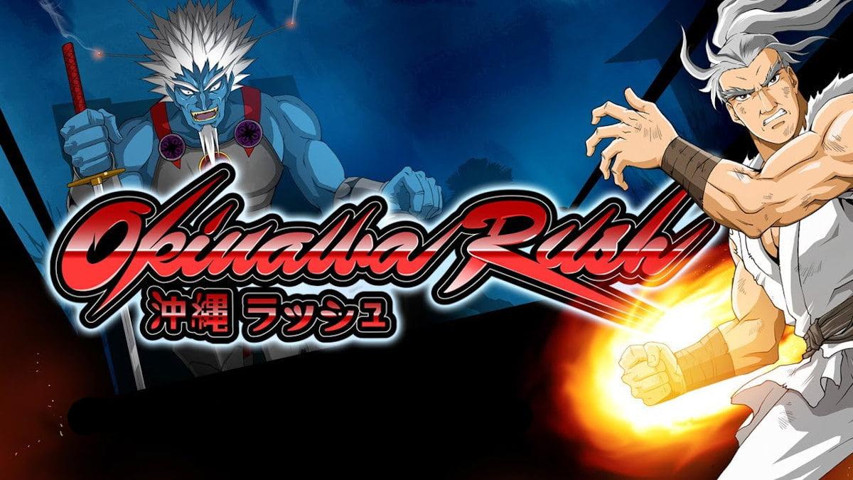 Okinawa Rush action adventure coming this year