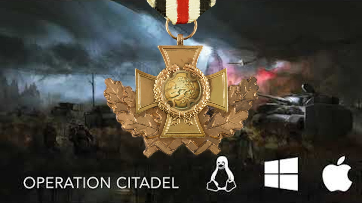 operation citadel ww2 strategy still going strong on linux gaming mac and windows pc