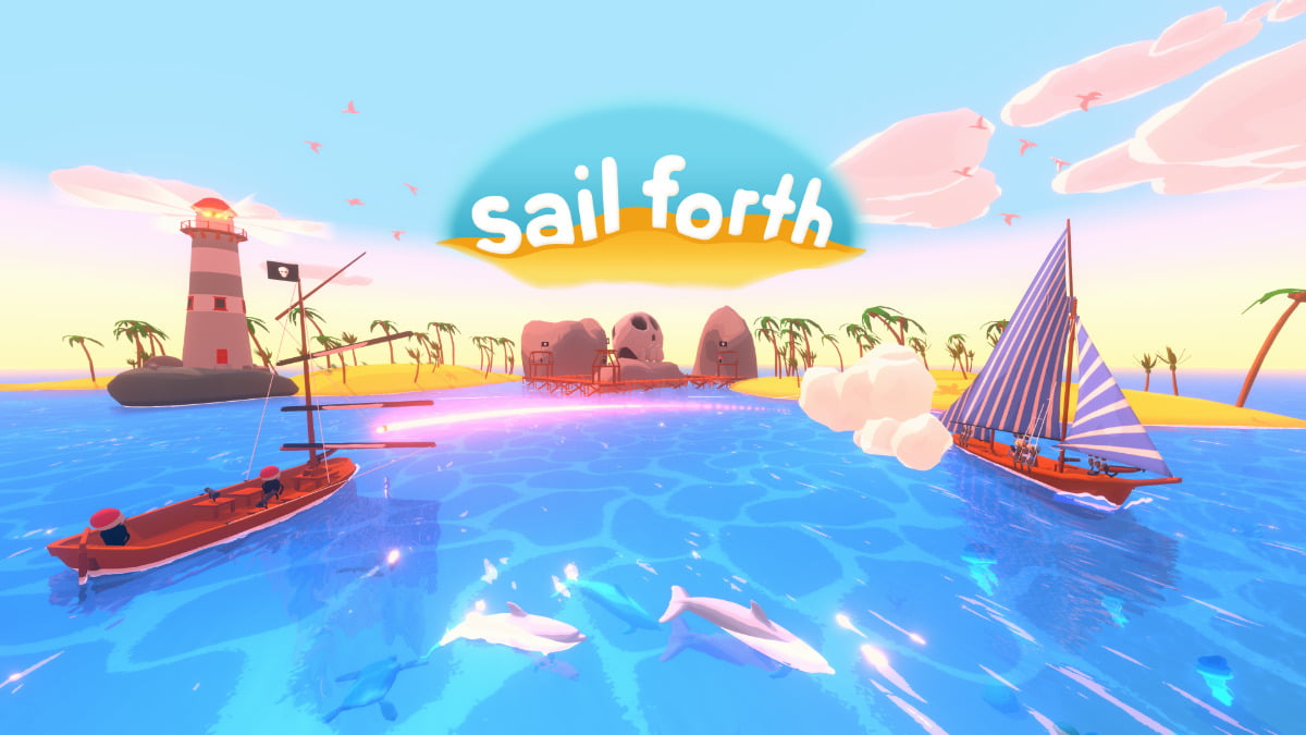 sail forth cute sailing adventure announced for 2021 in linux gaming mac and windows pc