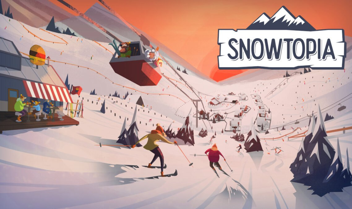 snowtopia ski resort management port coming later to steam for linux releasing now on windows pc