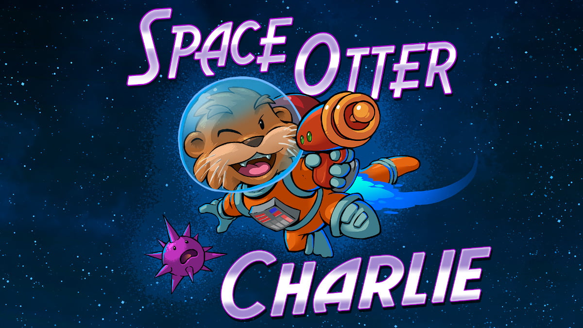 Space Otter Charlie a new zero-g puzzle platformer