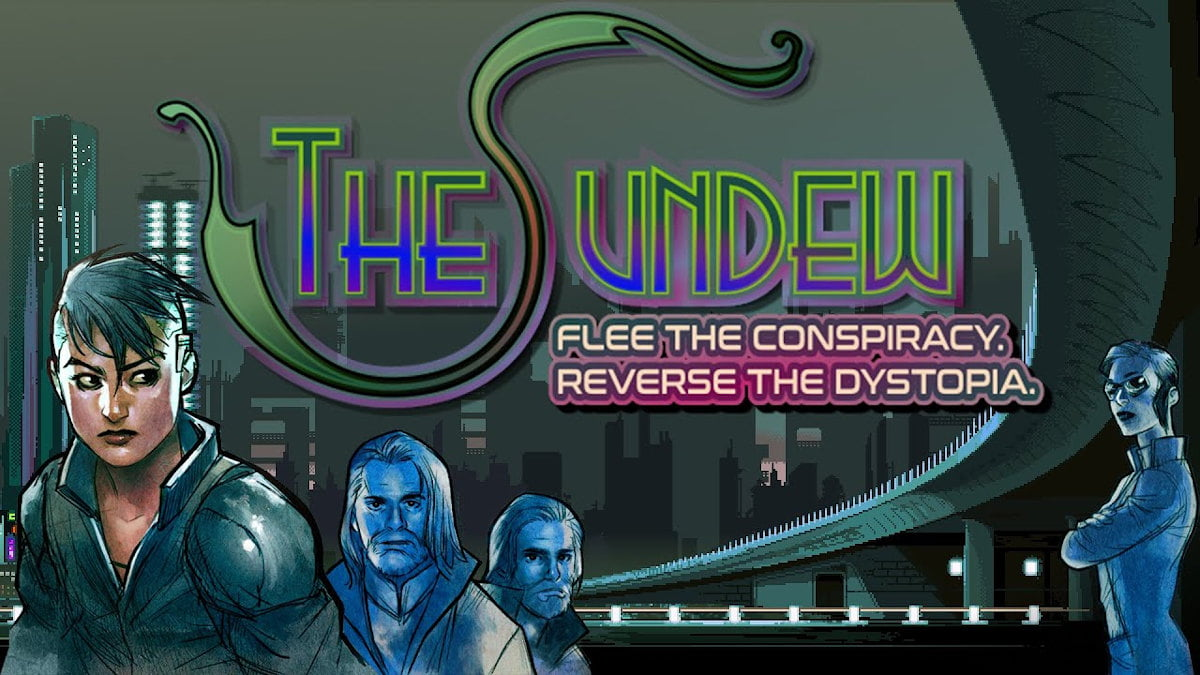 the sundew dystopian adventure announced as well as a new game on linux and windows pc