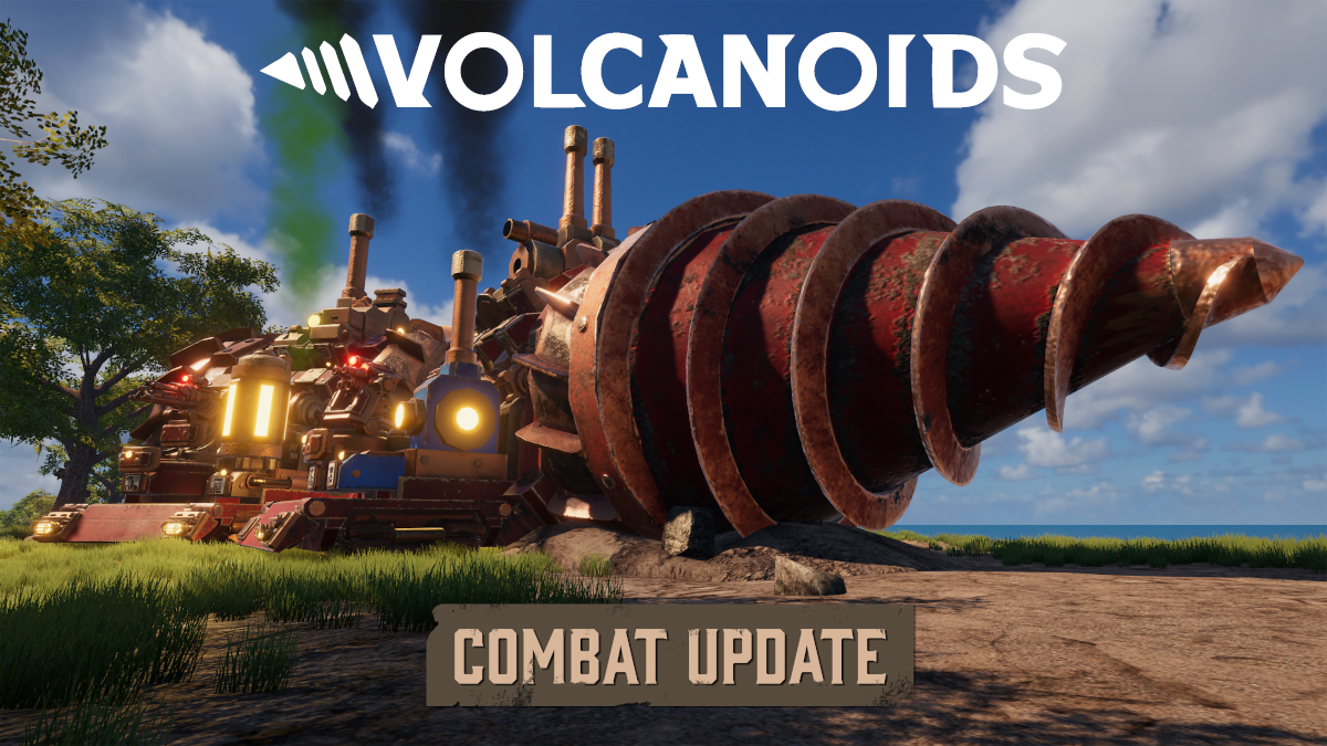 volcanoids massive combat update releases for in both linux gaming and windows pc