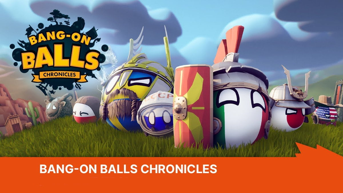 Bang-On-Balls: Chronicles due to roll out a port