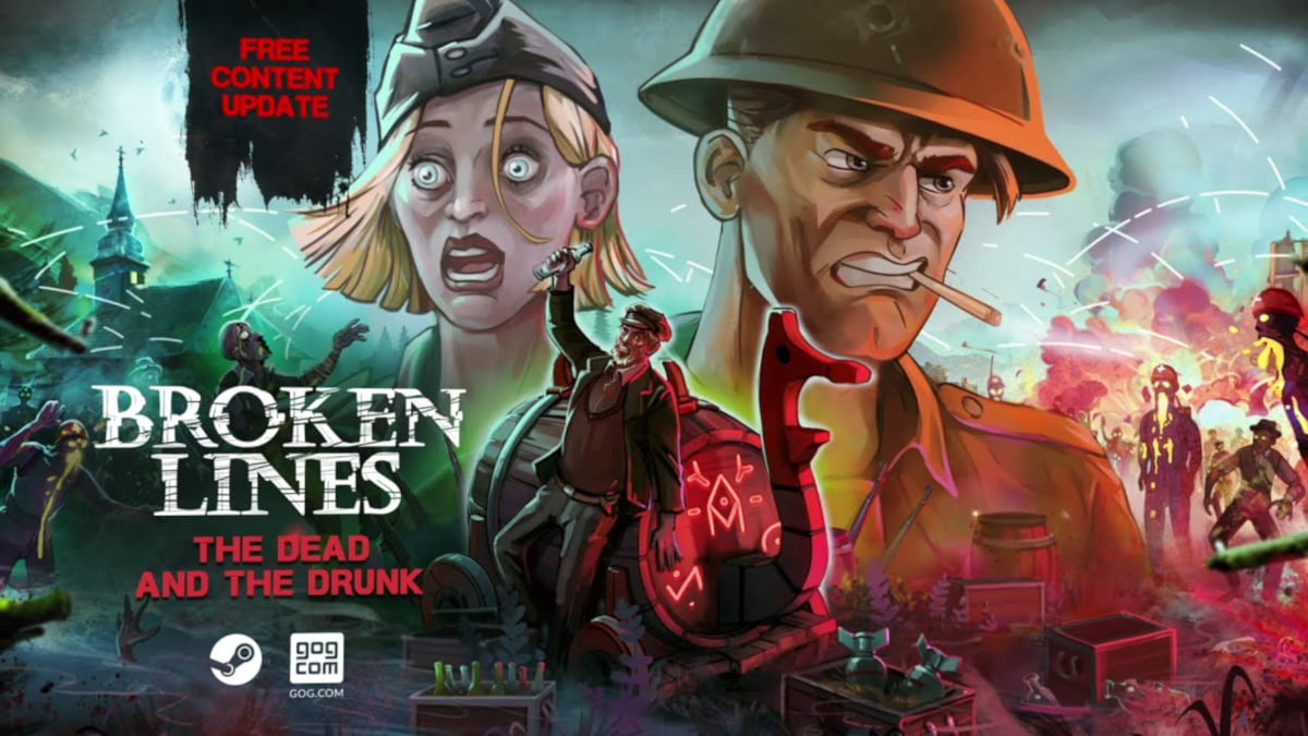 broken lines tactical action gets new content giveaways ama for linux mac as well as windows pc