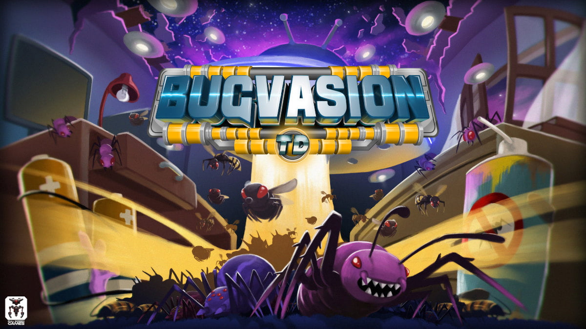 bugvasion td tower defense strategy to get support in linux gaming with windows pc